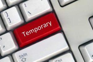 Temporary-Button